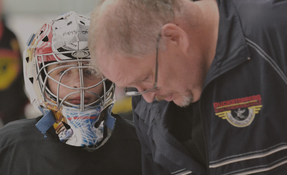 Puckstoppers Goaltending Private One On One Goalie Training